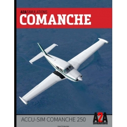 A2A Comanche 250 Pilot's Manual $13.95