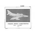 Douglas A4D-2 Skyhawk Standard Aircraft Characteristics $2.95