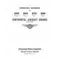 Continental Operators Manuals