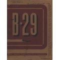 B-29 Airplane Commander Training AAF 50-9 Manual for the Superfortress 1945