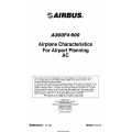 Airbus A300F4-600 Airplane Characteristics for Airport Planning AC 2009 $13.95