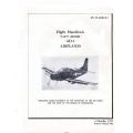 McDonnell Douglas AD-5  Flight Handbook 1955-1956 $12.95