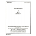 North American Aviation AJ-1 Aircraft Pilot's Handbook $4.95