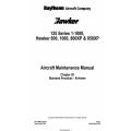 Hawker 125 Series 1-1000 Hawker 800, 1000, 800XP & 850XP Aircraft Maintenance Manual AMM 125/H-20 $19.95