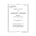 Lycoming Parts Catalog AN 02-15BA-4 O-435-1 and O-435-11