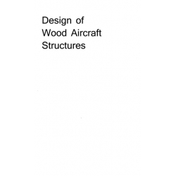 ANC-18 Design of Wood Aircraft Structures $3.95