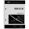 Flight Manual for the Sailplane ASK 21 B $12.95