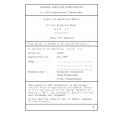 ASW 20 Sailplane Flight & Operations Manual $2.95