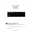 Narco AT150 TSO Transponder Operation Manual 1990 $9.95