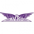 Avro 1915-1935 Aircraft Logo,Vinyl Graphics Decal