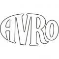 Avro 1918 Aircraft Logo,Vinyl Graphics Decal