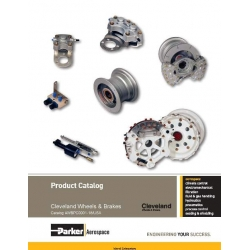 Cleveland Wheels and Brakes AWBPC0001-18/USA Product Catalog 2016