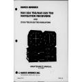 Narco NAV-824-825 NAV 824 825 Maintenance Manual 03115-0600