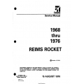 Cessna Reims Rocket (1968 thru 1976) Service Manual D849-5-13
