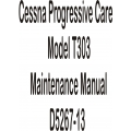 Cessna Progressive Care Model T303 Maintenance Manual D5267-13 $9.95