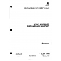 Cessna Model 400 Series Piston Engine Aircraft Continued Airworthiness Program D5305-3-13 $13.95
