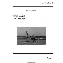 Aero L-39C Aircraft T.O. 1T-L39C-1 Technical and Flight Manual POH