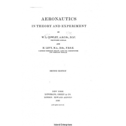 Aeronautics in Theory and Experiment $2.95