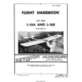 Aeronca Champion L-16A & L-16B Aircraft Flight Handbook $4.95
