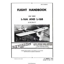 Aeronca Champion L-16A & L-16B Aircraft Flight Handbook