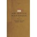 Air Service Handbook Aviation Section Signal Corps $4.95