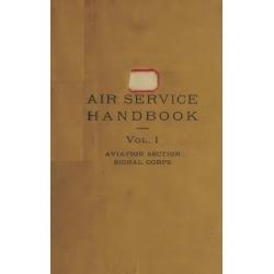 Air Service Handbook Aviation Section Signal Corps