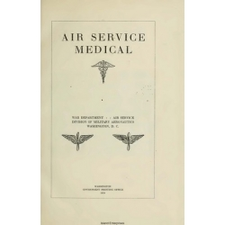 Air Service Medical War Department of Military Aeronautics $4.95