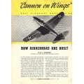 Aircobra Cannon on Wings $2.95