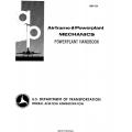 Airframe and Powerplant Mechanics Powerplant Handbook 1971 - 1976 $13.95
