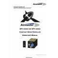Airmaster AP3 Series & AP4 Series Constant Speed Propeller Operator's Manual 2010 $9.95