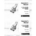 "Allis Chalmers 21"" All In One Walk Behind Mower Operator's Manual"