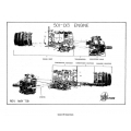Allison 501-D13 Engine Service Manual 1958 $9.95