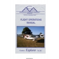 American Champion Citabria Explorer 7 Series Flight Operations Manual 1994 and Newer