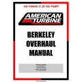 American Turbine Berkely Overhaul Manual $4.95