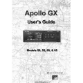 Apollo GX50, 55, 60 & 65 User's Guide 1998 - 2001 $9.95