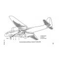 Arado Ar 234 B-2 Bedienungsvorschrift/F1 (mit Rüstanweisung) $9.95