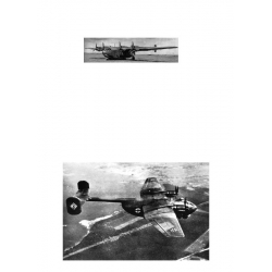 Arado Ar 432 & Ar 232-B Transportflugzeug