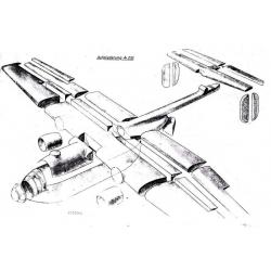 Arado Ar 432 Vergleichsstudie