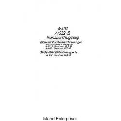 Arado Ar432, Ar232-B Transportflugzeug