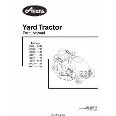 Landa 4-2000 parts