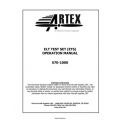 Artex Elt Test Set Operation Manual 570-1000