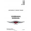 Continental C75,C85,C90,O-200 Overhaul Manual v2011 X30010