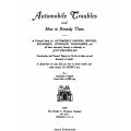 Automobile Troubles and How to Remedy Them Manual $4.95
