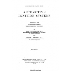 Automotive Ignition Systems Engineering Educations Series Manual $4.95