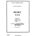 Aviat Husky A-1A Airplane Flight Manual 1998 POH $2.95