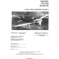 Avion Piper Cherokee Archer II PA-28-181 Manual de Vol 1978 $5.95
