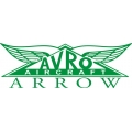 Avro Arrow Aircraft Logo,Decal/Stickers!