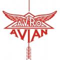 Avro Avian Aircraft Logo,Decal/Stickers!