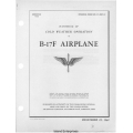 B-17F Airplane T.O. 01-20EF-14 Handbook of Cold Weather Operation $2.95