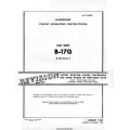 B-17G Aircraft AN 01-20EG-1 Handbook Flight Operating Instructions $5.95